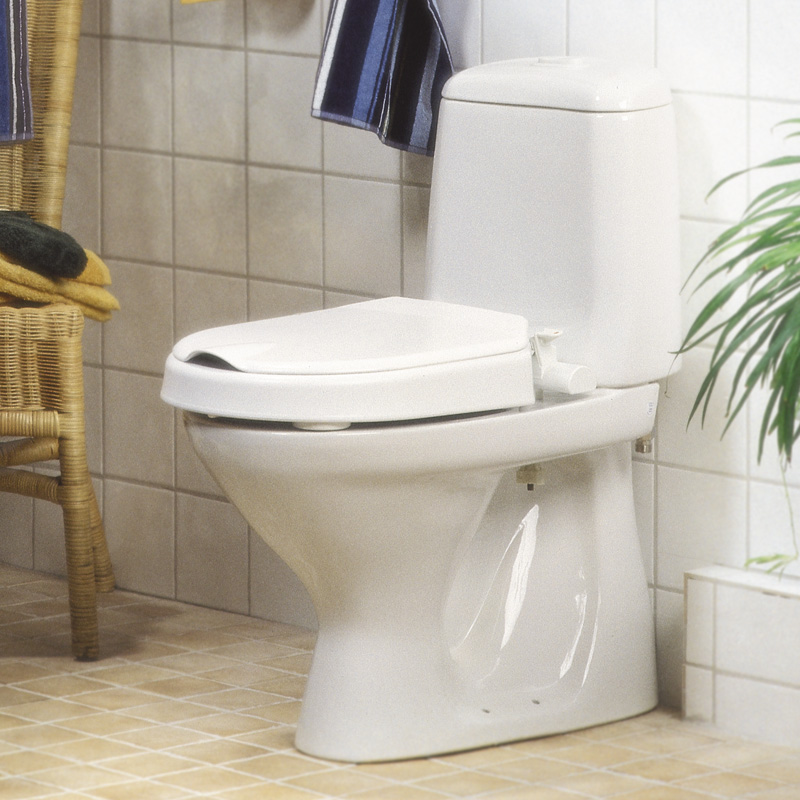 Elevadores y reposabrazos para WC